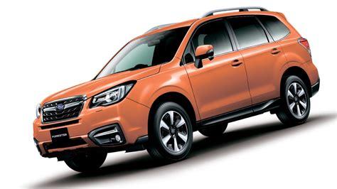 2019 Subaru Forester Interior High Resolution Photos