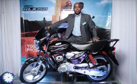 Car & General Unveils New Motorcycle Model, Tvs Star Hlx