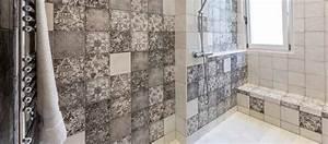 Pose Douche Italienne : pose douche italienne sur dalle beton ~ Melissatoandfro.com Idées de Décoration
