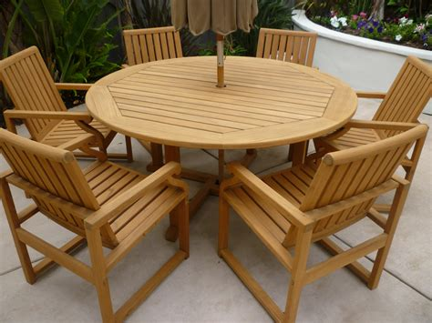 preparing your teak furniture for 2011 how to restore