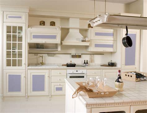 cocina vintage en blancos  azules fotos   te