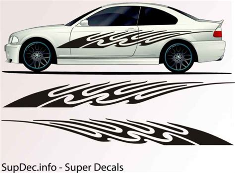 Product Vinyl Auto Body Graphics Exterior Outside Decal