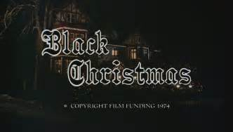 ten things might not know about black christmas popcorn horror