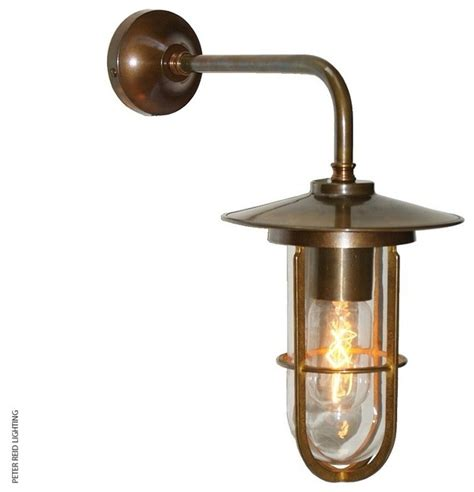 lena well glass wall light industrial outdoor wall