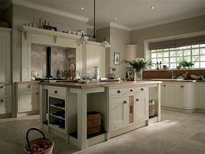 Ivory, Traditional, Kitchen