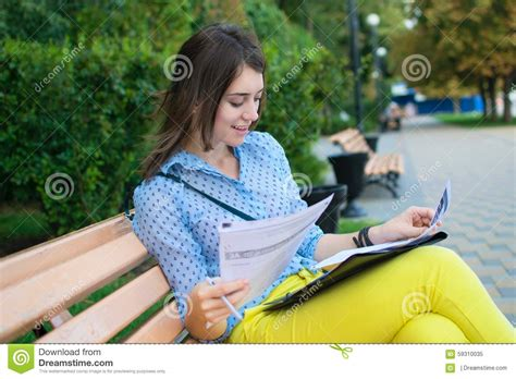 Student On The Bench Stock Photo Build Lift Top Coffee Table Palais Rustic Wood Pipe Legs Ikea With Seats Underneath Recycled Raised