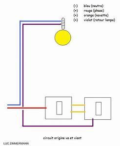 Branchement Detecteur De Mouvement : brancher d tecteur de pr sence sur un va et vient ~ Dailycaller-alerts.com Idées de Décoration