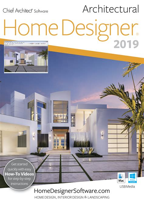 Chief Architectural Home Design by Chief Architect Architectural 2019 Vs Home Designer Pro