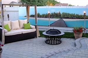 Outdoor Murals Patio Edmonton By Murals Your Way