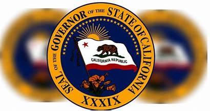 Governor Newsom Seal California Clemency Gavin Executive