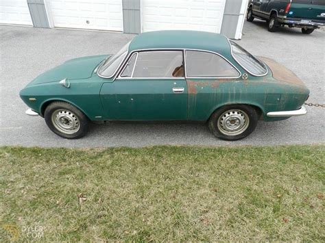 Alfa Romeo Gt For Sale by Classic 1967 Alfa Romeo Giulia Sprint Gt Veloce For Sale
