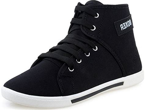 Scatchite Boxer Mens Canvas Casual Shoes Offer Price