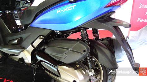 Review Kymco K Xct 200i by Kymco K Xct200i Di Iims 2017 Autonetmagz Review Mobil