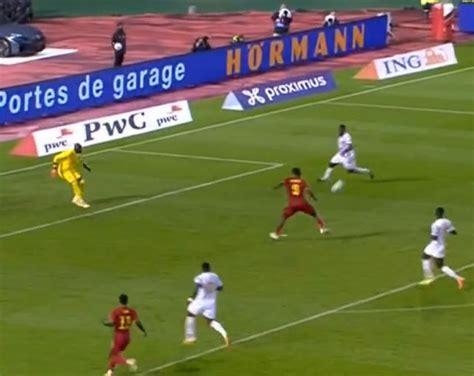 Video: Chelsea loanee Batshuayi goal Belgium vs Ivory Coast