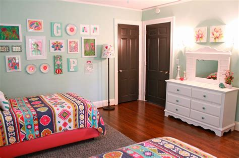 14 year room ideas home transformation the girls room update sourjones