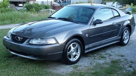2004 ford mustang anniversary edition buy used 2004 ford mustang 40th anniversary edition v6