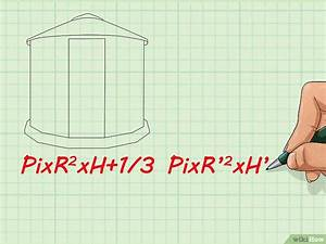 Kubikmeter Berechnen : volumen in kubikmetern berechnen wikihow ~ Themetempest.com Abrechnung