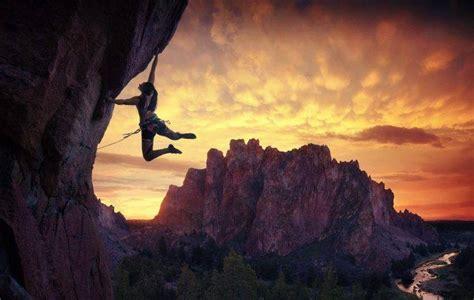 Sports Climbing Landscape Wallpapers Desktop