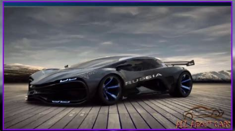 Car Usa News : Lada Raven Concept 2017 !! Supercar !! Lada Raven Super