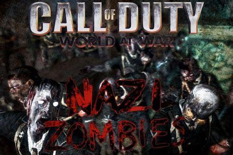 duty call war toten der kino zombies nazi maps wallpapertag custom