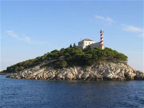 Lighthouse Tajer   Vela Sestrica, Island Sestrica Vela