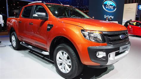 ford ranger wildtrak double cab  door exterior