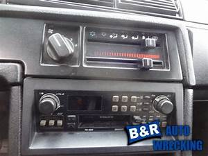 Purchase Radio  Stereo For 85 86 87 88 89 90 Volvo 740
