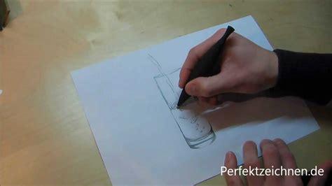 total edel glas zeichnen lernen  perfekte