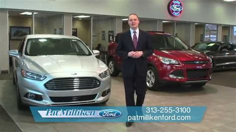 Why Customers Choose Pat Milliken Ford   Your Metro