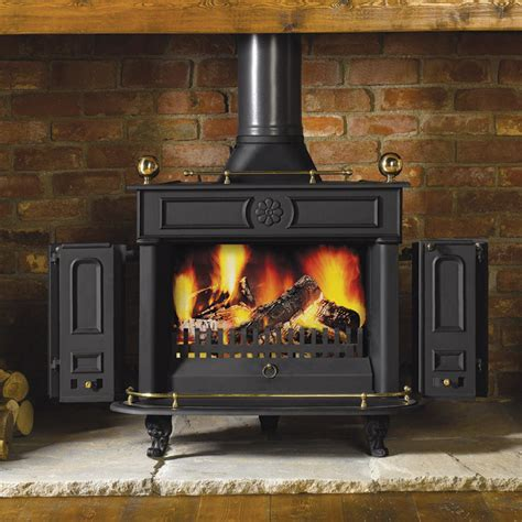 Stovax Regency Multifuel / Woodburning Stove   Stoves from