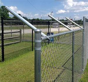 Extend-a-post - Post Extensions For Chain Link Fence