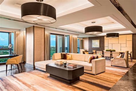 hotel rooms  suite accommodations  resorts world