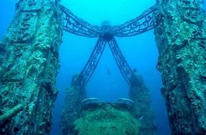 10 Misteriosos Lugares En Las Profundidades Del Mar Que Puedes Visitar
