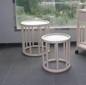 Sellette Pour Plante : sellette en rotin pour plante ou lampe brin d 39 ouest ~ Premium-room.com Idées de Décoration