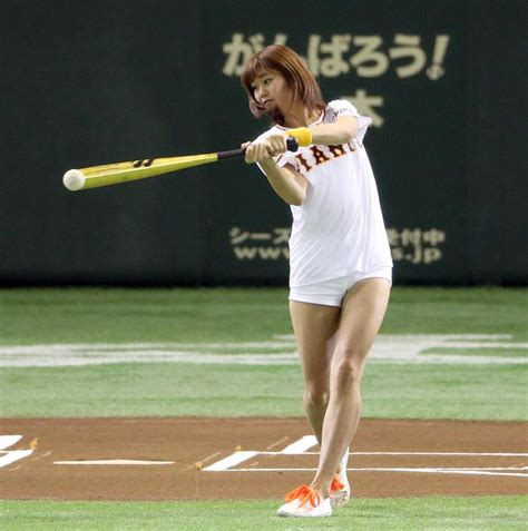 Baseball Idol Hottie Ami Inamura Can Swing Our Bat Any Day Tokyo Kinky Sex Erotic And Adult