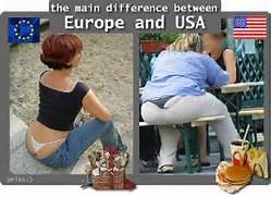 European Women Vs Amer...