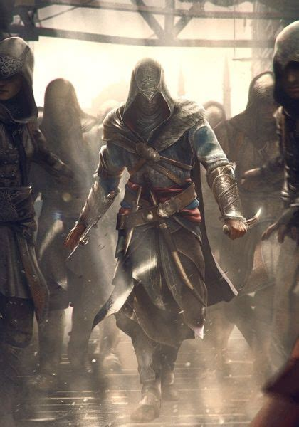 Assassins Creed Concept Art Conceptart  Only The Best