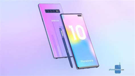 samsung galaxy note 10 won t be able to top the galaxy s10 5g display t3
