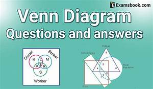 Venn Diagram Questions And Answers For Ssc