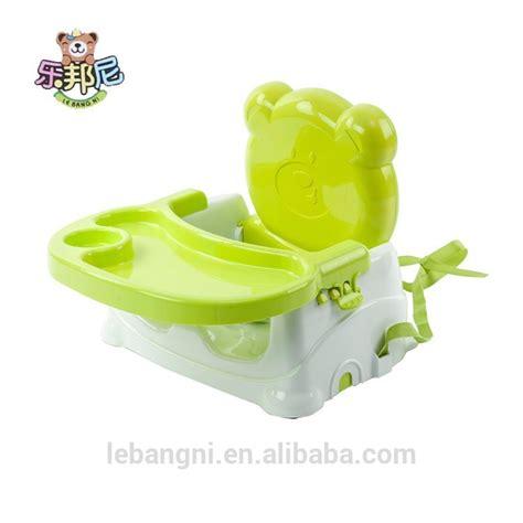chaise de bebe pour manger bébé siège d 39 appoint pour manger en plastique enfants