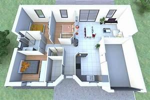 Image De Maison En 3d Idees De Dcoration Avec Image De