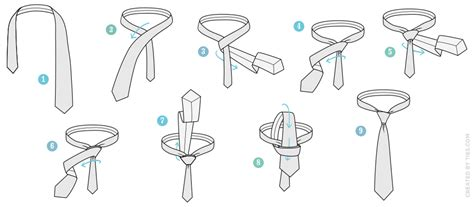 Qa The Only Two Tie Knots You Need To Know Ignore
