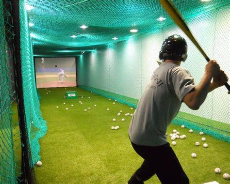 baseball simulators bring life   party fitness gaming
