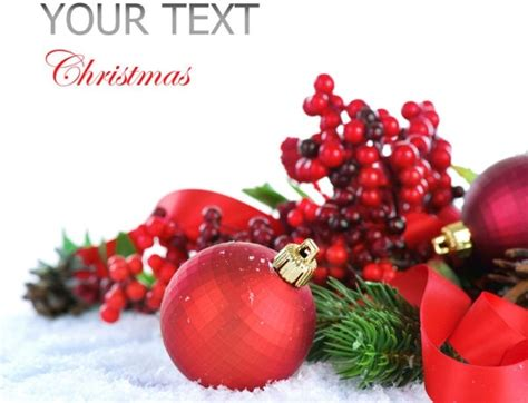 beautiful christmas design elements  hd picture