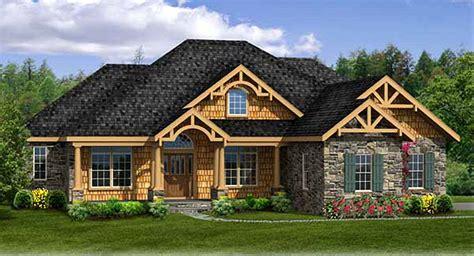 rustic house plan  walkout basement ja architectural designs house plans