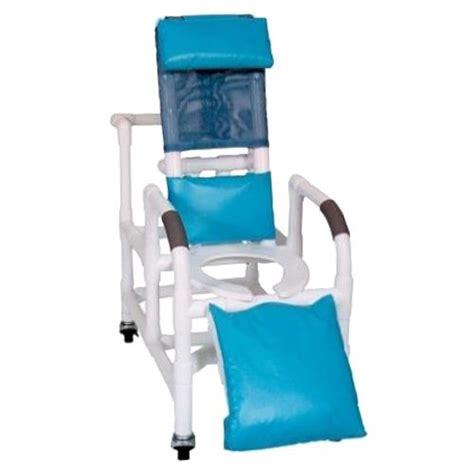 mjm international pediatric reclining shower chair with