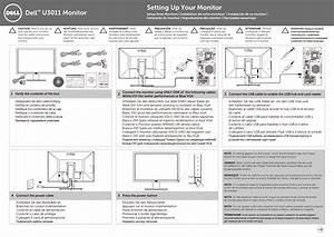 Dell U3011 Monitor User U0026 39 S Manual