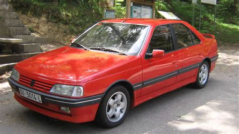 Peugeot 405 Mi16 by Pin Peugeot 405 Mi16 On