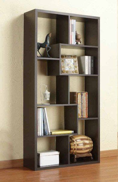 White Backless Bookcase by Furniture Of America Modern Backless Display