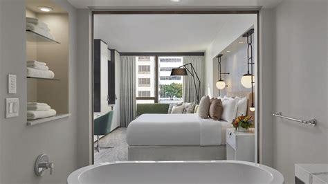 waterfront hotel rooms  seattle loews hotel